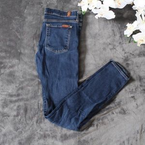 🌵NEW LISTING🌵 7 for all mankind skinny jeans